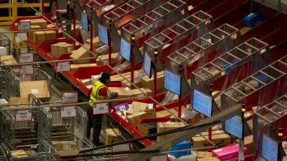 Honderden extra postwerknemers voor pakjespiek eindejaar