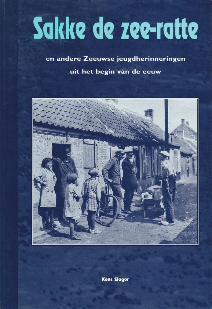 cover Sakke de zee-ratte Kees Slager 1997