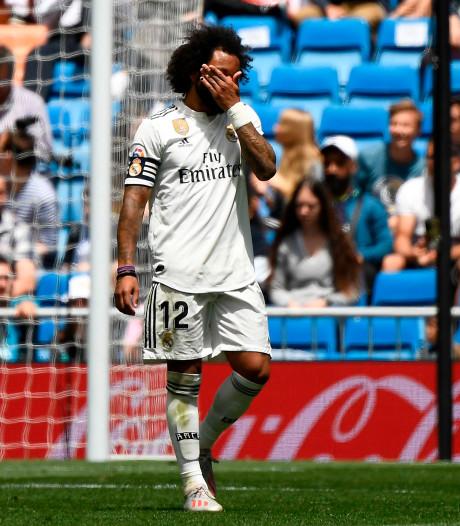 Real Madrid sluit verloren seizoen af met thuisnederlaag tegen Betis