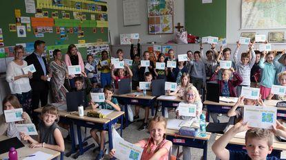 Leerlingen basisschool De Bolster worden milieu-ambassadeur