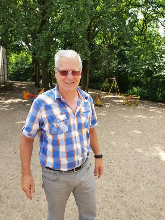 Peter Verhoof, directeur van De Vennen is trots op wat de medewerkers van het bad ervan gemaakt hebben met de opknapbeurt.
