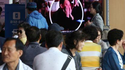 'Naar werkkamp gestuurde' Noord-Koreaanse diplomaat opnieuw gezien met Kim Jong-un
