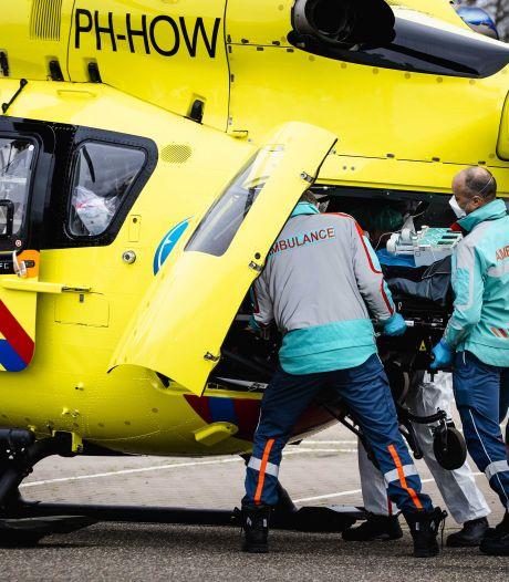 Aantal coronapatiënten op verpleegafdelingen voor het eerst sinds december gedaald
