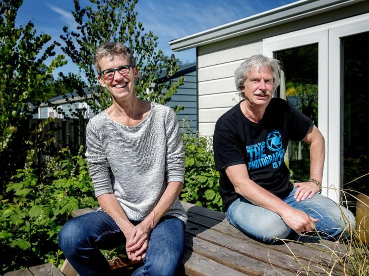 Wonen in een chaletje van 25.000 euro: 'We hebben hier een vakantiegevoel'