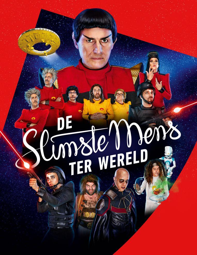 Voorstelling van de jury van De Slimste Mens - Star Wars