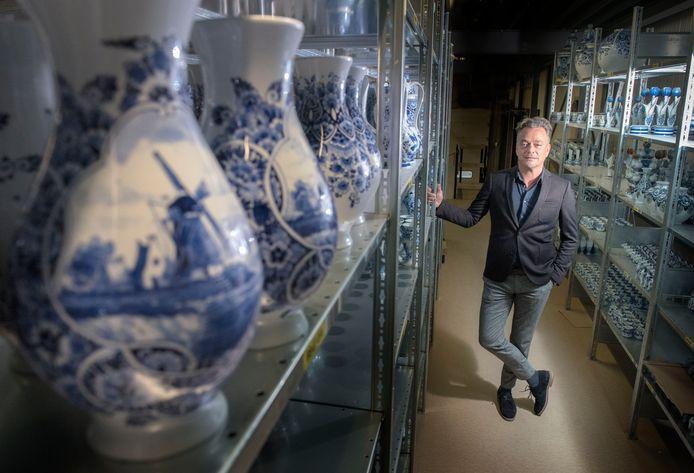Betere Heinen Delfts Blauw start nieuwe fabriek in Putten en wil winkel BG-34