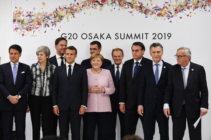 Les chefs d'État se sont accordés mais sans la participation des USA