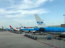 Acties van grondpersoneel KLM op Schiphol gaan morgen niet door
