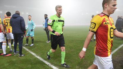 Charleroi-Mechelen gestaakt door dichte mist: Pro League wil match volledig laten herspelen op 4/2