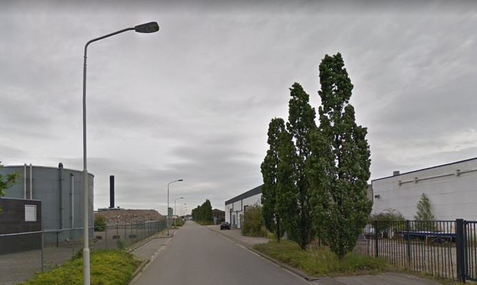 Screenshot van de Eikdonk te Breda. Bron: Google Maps.
