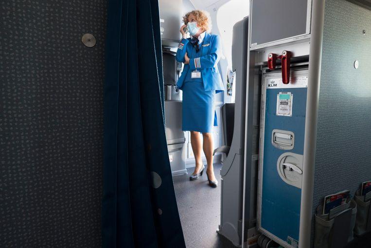 KLM kreeg eerder al staatssteun, maar daarmee gaat het bedrijf het niet redden.  Beeld Arie Kievit