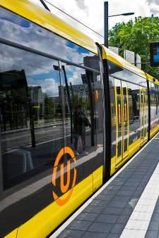 Spooktrams op peperdure Uithoflijn: gemiddeld stappen slechts vier reizigers in op Centraal Station