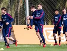 Ajax-verdediger Wöber vraagteken voor Klassieker