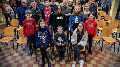 College reikt 'Oscars van de Poëzie' uit