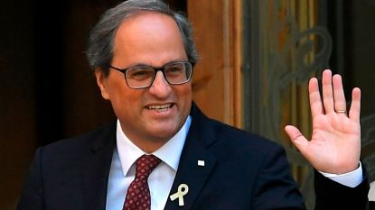 President Catalonië aangeklaagd wegens ongehoorzaamheid