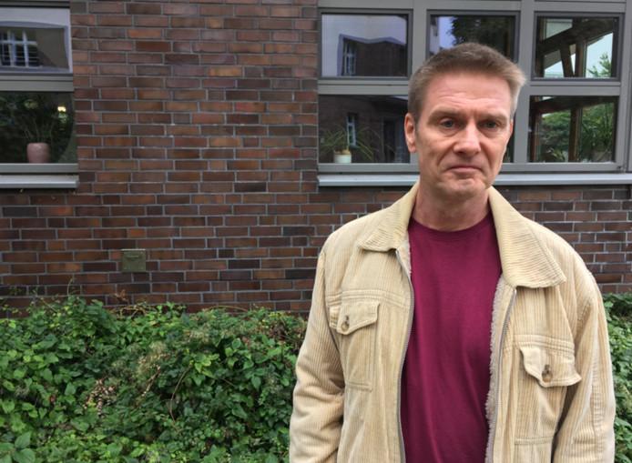Andreas Reinwald (52), systeembeheerder