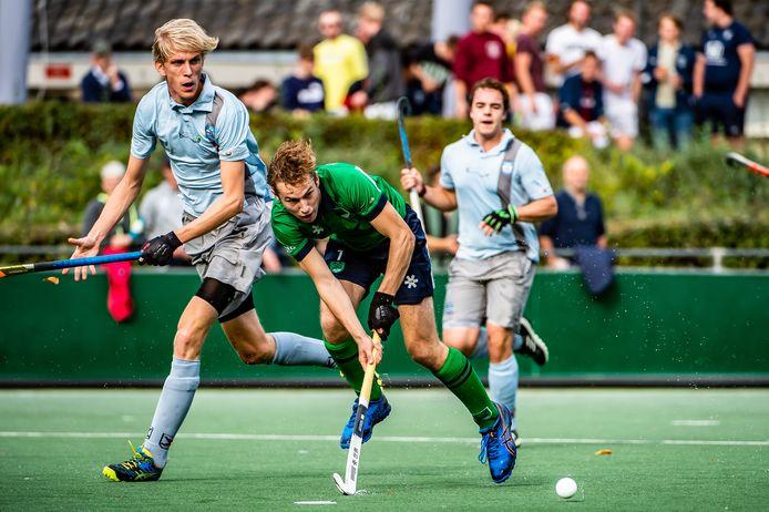 Het publiek in Breda werd op zes doelpunten getrakteerd.