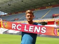 Pas de retour à Anderlecht, Gillet prolonge à Lens