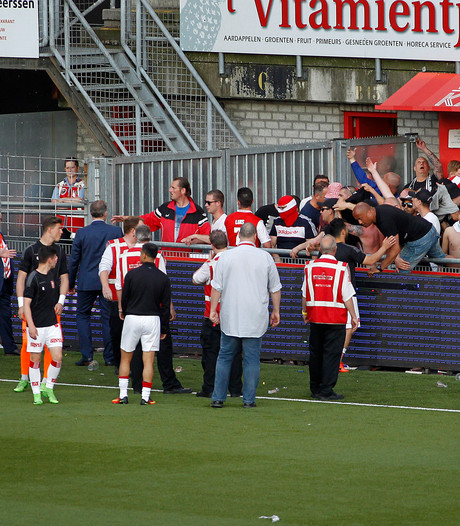 Vier fans MVV krijgen stadionverbod na wangedrag