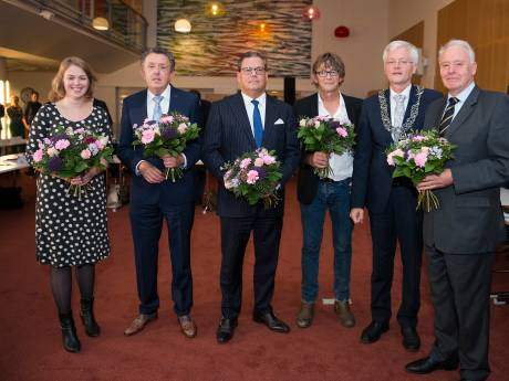 Nieuwe raadsleden in Tilburg: twee nieuwe gezichten, drie oudgedienden