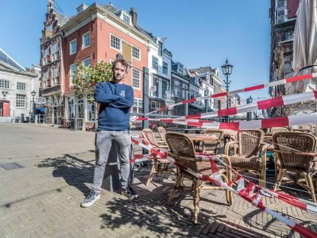 Noodoproep vanuit horeca: 'Delft mag geen spookstad worden!'