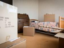 Huis van uitgezet gezin in Apeldoorn staat nog altijd leeg