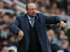 Benítez stapt op bij Newcastle United