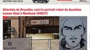 """""""Politie zoekt tweede dader aanslag metro"""""""