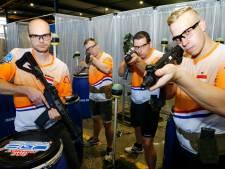 Bosschenaren willen knallen op WKoorlogje spelen