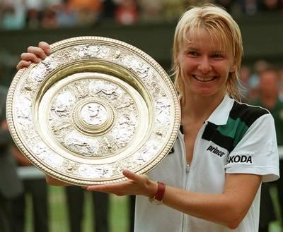 Wimbledonwinnares Jana Novotna (49) overleden