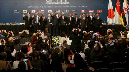 Elf landen tekenen herziene TPP-handelsverdrag buiten de VS om