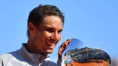 Goffin ontmoet thuisspeler in Barcelona - Nadal blijft nummer één bij de mannen, Wickmayer staat opnieuw in WTA-top 100