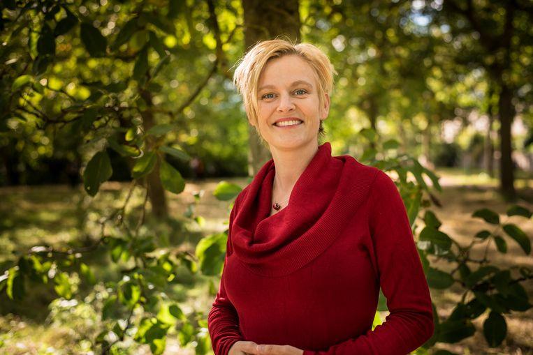 Martine Vonk. Beeld RV