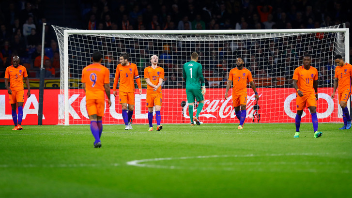 Historisch dieptepunt Oranje: 32ste op FIFA-ranking