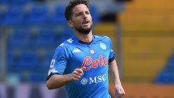 LIVE. Mertens in topvorm tegen Genoa met goal en 2 assists