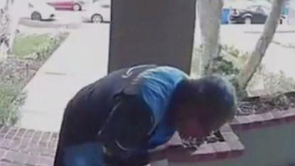 """Amerikaanse bezorger op staande voet ontslagen na spugen op pakketje: """"Levensgevaarlijk tijdens coronacrisis"""""""