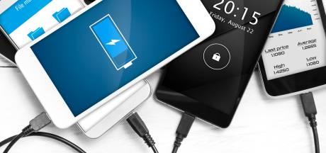'Europese Commissie wil vervangbare accu bij elektronica afdwingen'