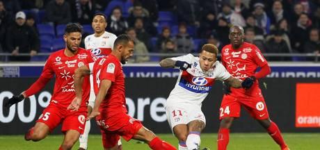 Montpellier houdt Depay en Lyon van scoren af