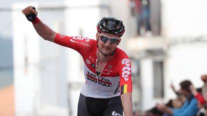 België boven in Spanje: Tim Wellens blijft overeind in tijdrit en is eindwinnaar van Ruta del Sol