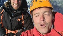 Kamp Waes-deelnemers Aaron en Matthieu bereiken top van 'gevaarlijkste berg van Europa'