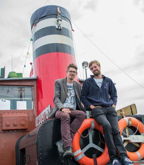 Zierikzee krijgt een stoomboot; de Dockyard III wil een ligplaats aan de Vissersdijk