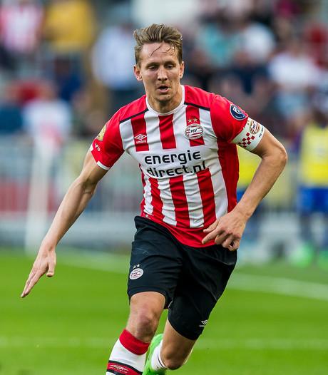 Cocu: Luuk de Jong blijft aanvoerder bij PSV