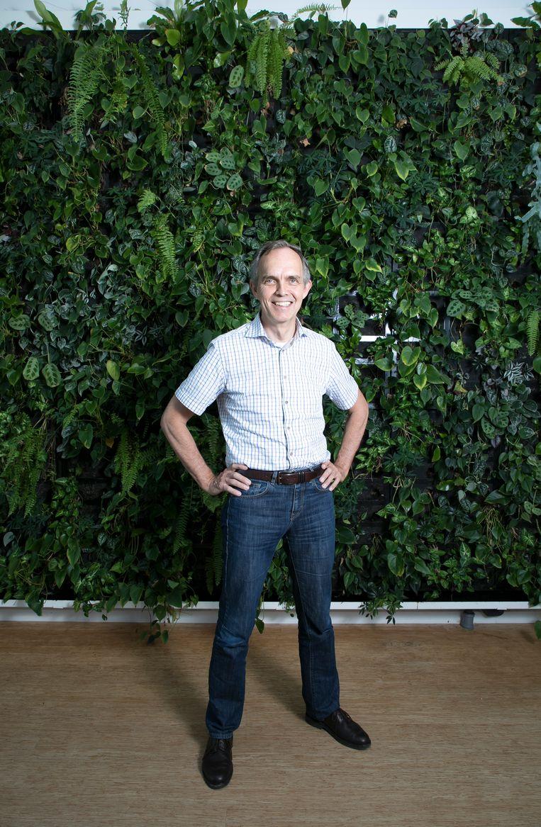 Paulus Jansen, SP'er in het college van burgemeester en wethouders in Utrecht. Beeld Judith Jockel