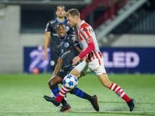 Stuy van den Herik (TOP Oss): 'Eindelijk weer gewonnen van FC Den Bosch'
