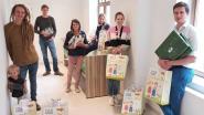 Kiwanis Young Professionals Ieper schenkt cadeaupakketten aan kansarme kinderen