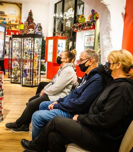 Winkeliers schikken zich naar lockdown: 'Het is niet anders'
