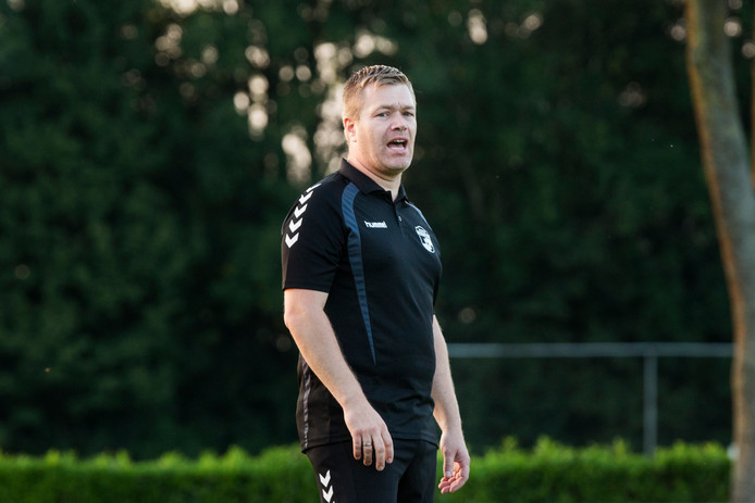 Harold Dengerink neemt in de zomer na vier jaar afscheid van SC Westervoort.