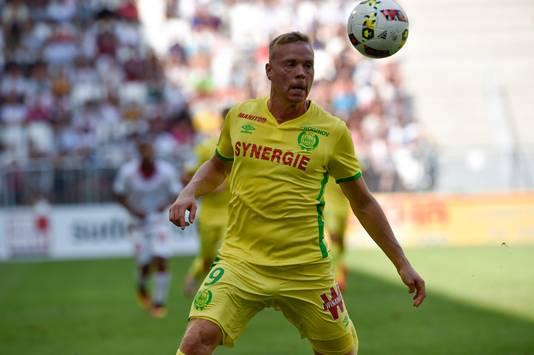 Sigthórsson staat nog tot 2020 onder contract bij het Franse Nantes.