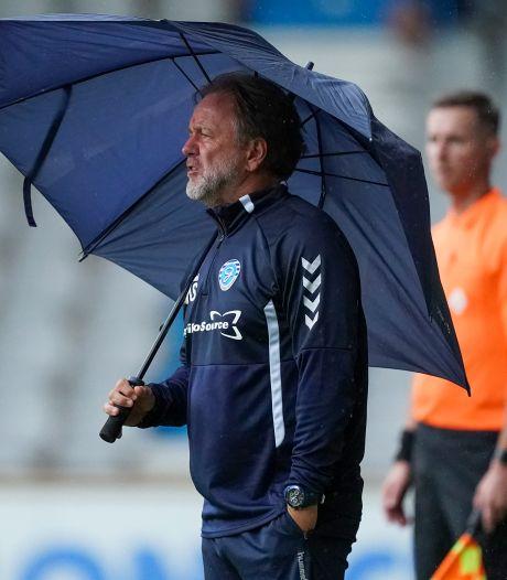 Snoei twijfelt bij De Graafschap nog op twee posities: 'De strijd is ontzettend close'