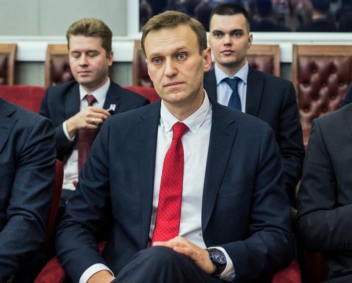 Aleksej Navalni.